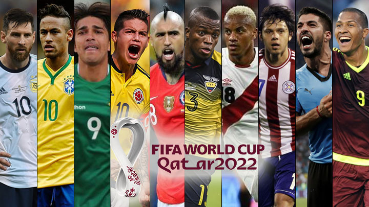 Eliminatorias Qatar 2022 Resultados Y Tabla De Posiciones Tras La Fecha 3