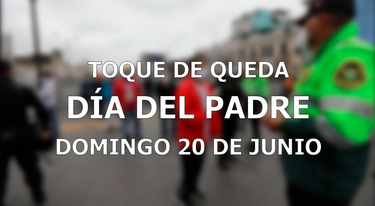 Lima Y Callao Toque De Queda Iniciara Desde La Medianoche Y Regira Hasta Las 4 A M