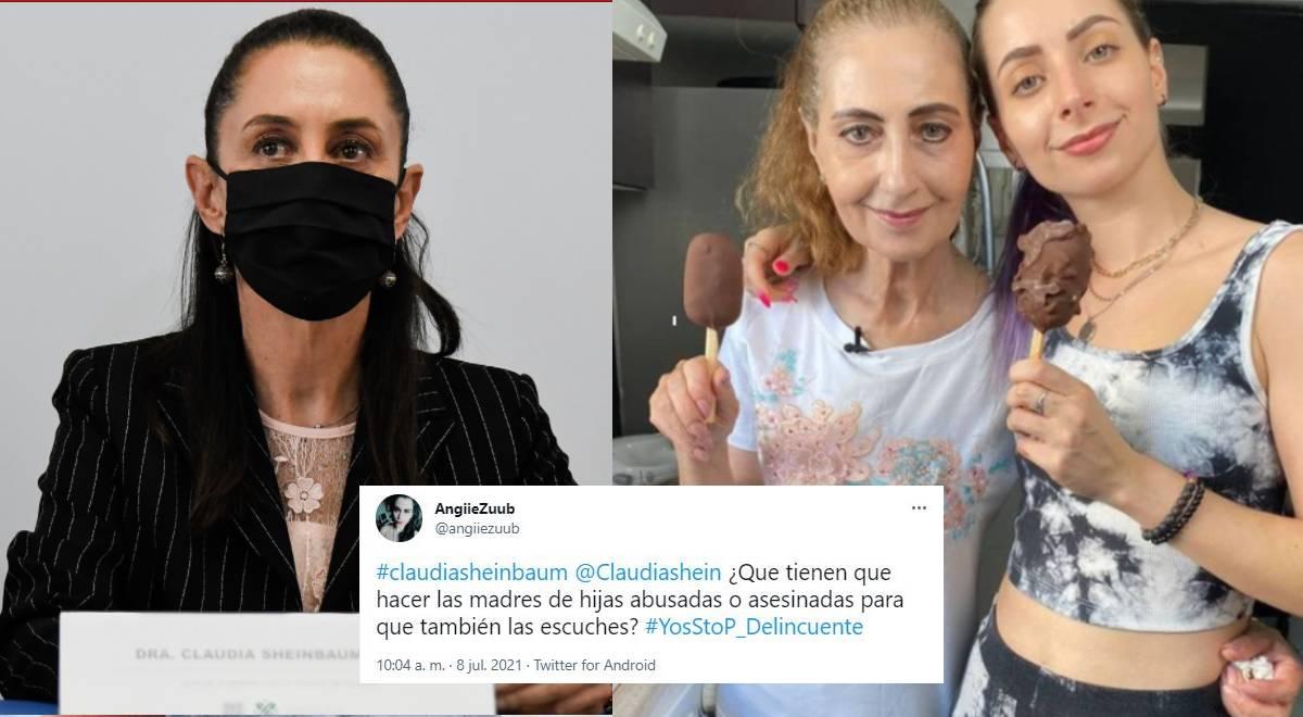 Caso YosStop en Twitter se indignan por intervención de Claudia ...