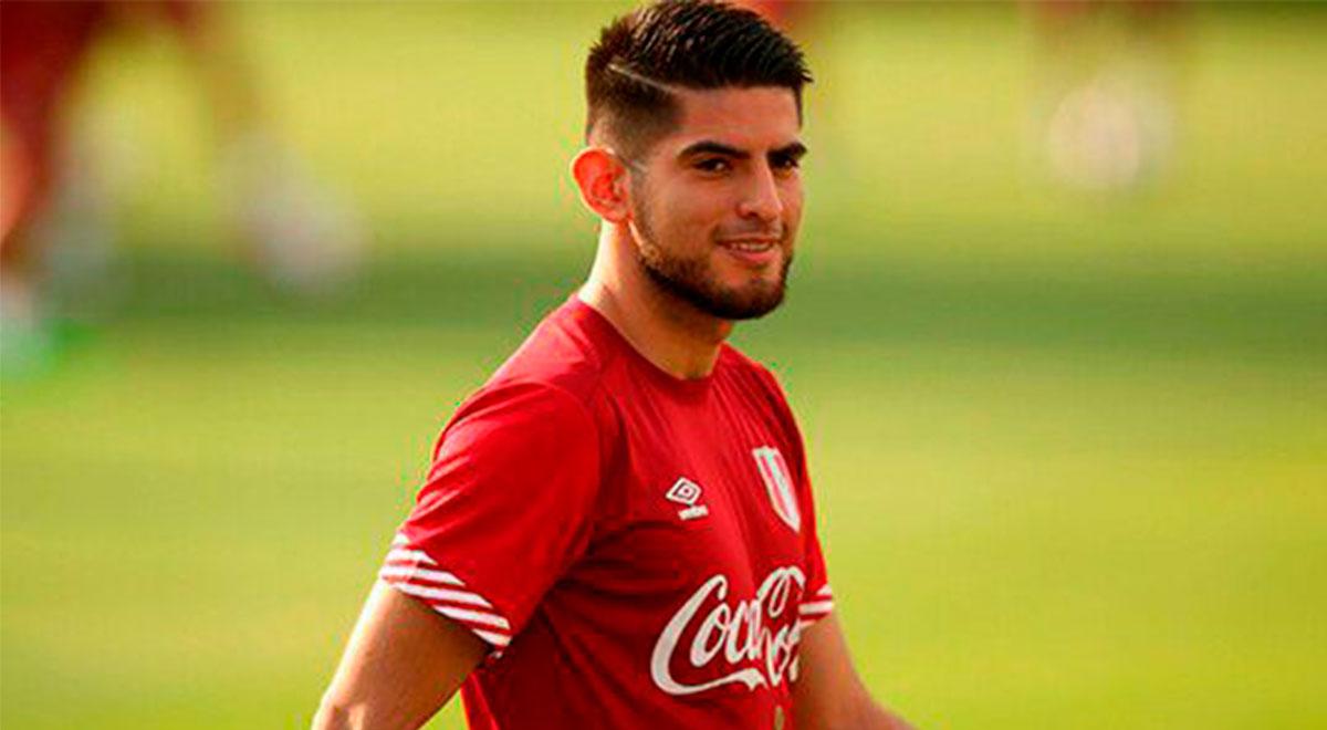 Carlos Zambrano reaccionó en redes tras regresar a la selección peruana