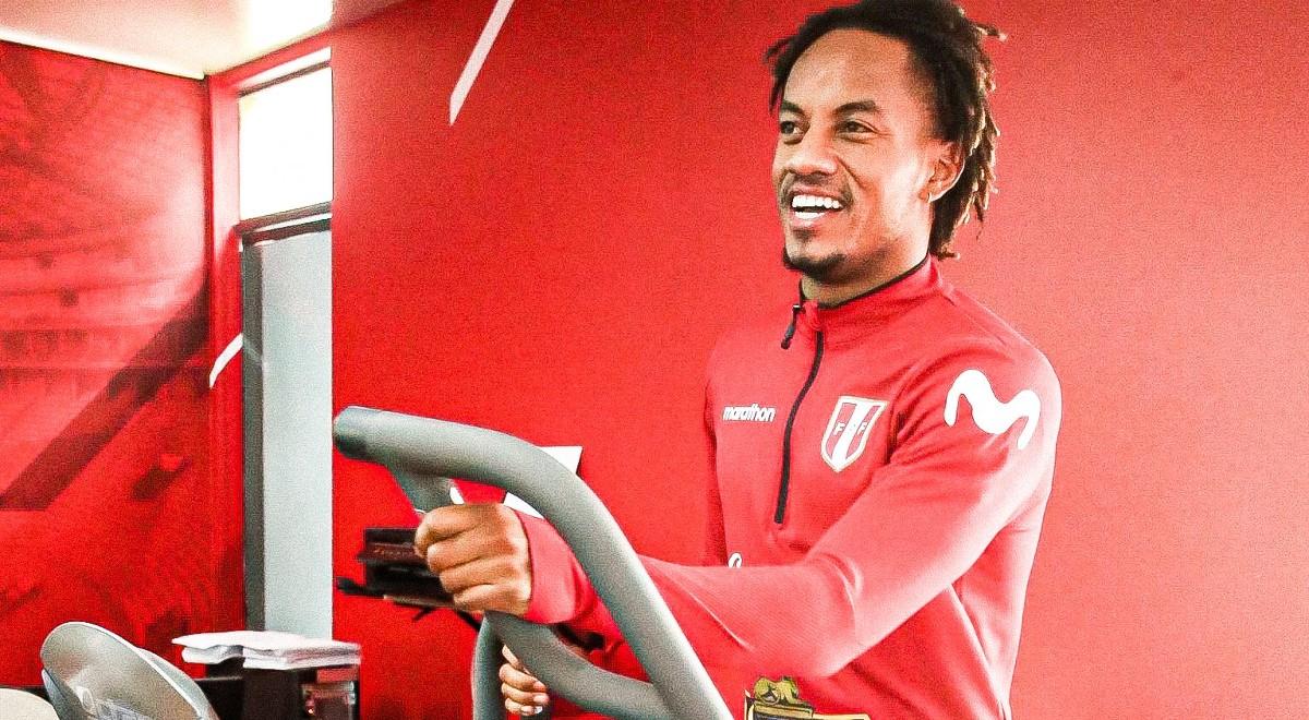 Selección Peruana: André Carrillo podría ser la sorpresa de Gareca ante Chile